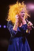 Feb 03, 1987: CYNDI LAUPER - True Colors World Tour - Los Angeles USA