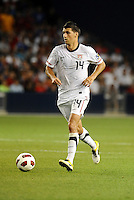 Eric Lichaj USMNT..USA defeated Guadeloupe 1-0 in Gold Cup play at LIVESTRONG Sporting Park, Kansas City, Kansas.