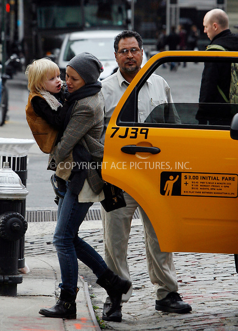 WWW.ACEPIXS.COM . . . . .  ....October 31 2011, New York City....Actress Naomi Watts carries her son Sammy to their apartment on October 31 2011 in New York City....Please byline: CURTIS MEANS - ACE PICTURES.... *** ***..Ace Pictures, Inc:  ..Philip Vaughan (212) 243-8787 or (646) 679 0430..e-mail: info@acepixs.com..web: http://www.acepixs.com