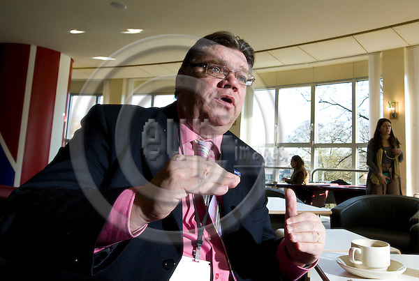 BRUSSELS - BELGIUM - 23 MARCH 2011 -- MEP Timo SOINI, Europe of freedom and democracy Group (Finland - Perussuomalaiset). -- PHOTO: Juha ROININEN / EUP-Images