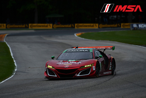 IMSA WeatherTech SportsCar Championship<br /> Continental Tire Road Race Showcase<br /> Road America, Elkhart Lake, WI USA<br /> Friday 4 August 2017<br /> /w86<br /> World Copyright: Richard Dole<br /> LAT Images<br /> ref: Digital Image DSC_6251