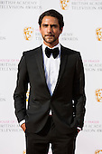 London, UK. 8 May 2016. Luke Pasqualino. Red carpet  celebrity arrivals for the House Of Fraser British Academy Television Awards at the Royal Festival Hall.