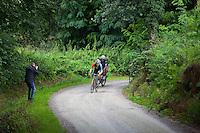gravel roads<br /> <br /> 1st Dwars door het Hageland 2016<br /> (pics by L&eacute;on Van Bon)
