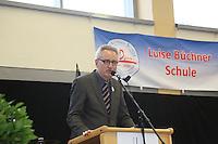 Der ehemalige Schulleiter der LBS Franz-Peter Osterkamp