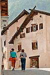 Switzerland - Samedan and Zuoz