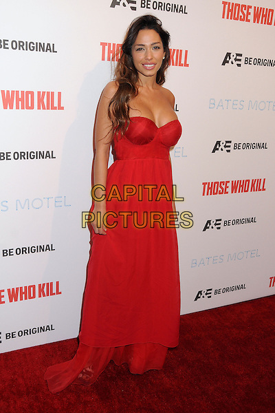 26 February 2014 - Hollywood, California - Sofia Valleri. &quot;Bates Motel&quot; Season 2 and &quot;Those Who Kill&quot; Premiere Party held at Warwick. <br /> CAP/ADM/BP<br /> &copy;Byron Purvis/AdMedia/Capital Pictures