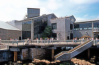 Monterey CA:  Monterey Bay Aquarium. Esherick, Homsey, Dodge. & Davis, 1984.  Photo '85.
