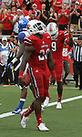 Jeremy Wright during the second half of the game against the University of Kentucky Wildcats on Sunday, Sept. 2, 2012 in Papa John's Stadium in Louisville, Ky. Louisville won 32-14. Photo by Latara Appleby | Staff