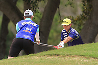 Rick Kulacz (AUS) on the 11th fairway during Round 2 of the Australian PGA Championship at  RACV Royal Pines Resort, Gold Coast, Queensland, Australia. 20/12/2019.<br /> Picture Thos Caffrey / Golffile.ie<br /> <br /> All photo usage must carry mandatory copyright credit (© Golffile | Thos Caffrey)