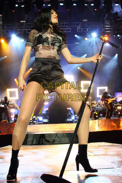 BIRMINGHAM, UNITED KINGDOM - AUGUST 31: Jessie J performs during day 2 of Fusion Festival 2014 on August 31, 2014 in Birmingham, England.<br /> CAP/ROS<br /> &copy;Steve Ross/Capital Pictures