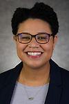 Sonia Lizardo, Assistant Director, First-Year Academic Success, Academic Affairs, DePaul University, is pictured Feb. 26, 2019. (DePaul University/Jeff Carrion)
