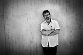 Warsaw, 11 May 2009. Poland.<br /> Martin Pollack - Austrian writer, journalist, translators of Polish literature. Translated into German, among others Andrew Bobkowski books, Ryszard Kapuscinski, Mariusz Wilk.<br /> <br /> (&copy; Filip Cwik / Napo Images for Newsweek Poland)<br /> <br /> Warszawa 11 maj 2009 Polska.<br /> Martin Pollack - austriacki pisarz, dziennikarz, tlumacz literatury polskiej. Na jezyk niemiecki przelozyl m.in. ksiazki Andrzeja Bobkowskiego, Ryszarda Kapuscinskiego, Mariusza Wilka. <br /> <br /> (&copy; Filip Cwik / Napo Images dla Newsweek Polska)