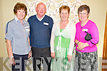 Pictured at the Diocesan gathering in The Malton hotel, Killarney on Sunday were Mary Leen, Sean McGrath, Mary Griffin and Mary O'Connor.