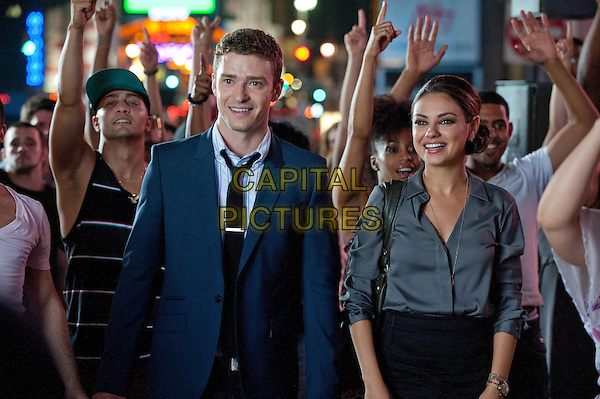 Justin Timberlake & Mila Kunis .in Friends with Benefits.*Filmstill - Editorial Use Only*.CAP/FB.Supplied by Capital Pictures.