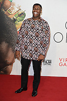 LONDON, UK. October 9, 2016: John Boyega at the London Film Festival 2016 premiere of &quot;Queen of Katwe&quot; at the Odeon Leicester Square, London.<br /> Picture: Steve Vas/Featureflash/SilverHub 0208 004 5359/ 07711 972644 Editors@silverhubmedia.com