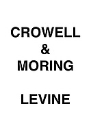 Crowell & Moring Levine