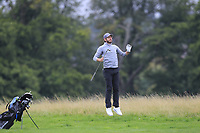 James Heath (ENG) on the 2nd fairway during Round 1 of the Bridgestone Challenge 2017 at the Luton Hoo Hotel Golf &amp; Spa, Luton, Bedfordshire, England. 07/09/2017<br /> Picture: Golffile | Thos Caffrey<br /> <br /> <br /> All photo usage must carry mandatory copyright credit     (&copy; Golffile | Thos Caffrey)