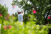 William McGirt (USA) on the 17th during the 3rd round at the WGC Dell Technologies Matchplay championship, Austin Country Club, Austin, Texas, USA. 24/03/2017.<br /> Picture: Golffile | Fran Caffrey<br /> <br /> <br /> All photo usage must carry mandatory copyright credit (&copy; Golffile | Fran Caffrey)
