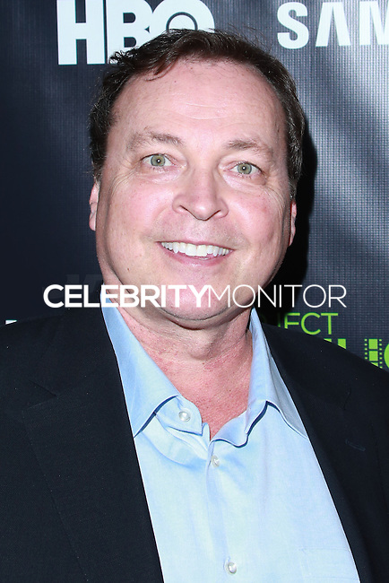 HOLLYWOOD, LOS ANGELES, CA, USA - NOVEMBER 07: Bobby Farrelly arrives at HBO's 'Project Greenlight' Season 4 Winner Announcement held at Boulevard3 on November 7, 2014 in Hollywood, Los Angeles, California, United States. (Photo by David Acosta/Celebrity Monitor)