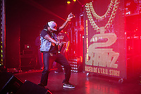 DETROIT, MI - SEPTEMBER 5: 2Chainz performs at Saint Andrews Hall in Detroit, Michigan. September 5, 2012. © Joe Gall/MediaPunch Inc. /NortePhoto.com<br />