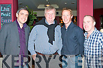 SOCIETY: Having a great time at the Kerry Vintners Golf Society dinner at O'Donnell's restaurant and bar after their President's Day at Ballybunion Golf Club on Thursday l-r: Brian O'Shea, Ger Counihan and Dave O'Donnell.