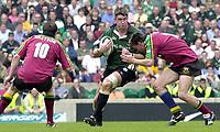 10/04/2002 - Powergen National Cup Final - Twickenham.London Irish vs Northampton..Eddie Halvey