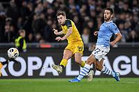 James Forrest of Celtic scores a goal<br /> Roma 7-11-2019 Stadio Olimpico <br /> Football Europa League 2019/2020 <br /> SS Lazio - Celtic <br /> Photo Antonietta Baldassarre / Insidefoto