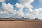 Landscape Views of Los Molinos, Fuerteventura, Canary Islands, Spain