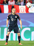 FC Bayern Munchen's Franck Ribery during Champions League 2015/2016 Semi-Finals 1st leg match. April 27,2016. (ALTERPHOTOS/Acero)