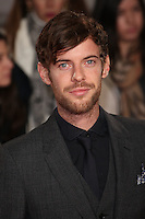 Harry Treadaway<br /> at the Premiere of &quot;A Street Cat Named Bob&quot;, Curzon Mayfair, London.<br /> <br /> <br /> &copy;Ash Knotek  D3194  03/11/2016