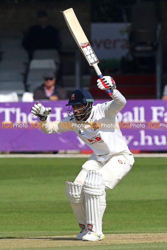 Ravi Bopara in batting action for Essex during Essex CCC vs Durham MCCU, English MCC University Match Cricket at The Cloudfm County Ground on 2nd April 2017