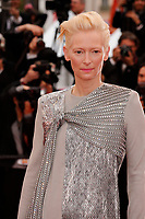 CANNES, FRANCE -  Tilda Swinton attends 'The Dead don't Die' premiere during the 72nd annual Cannes Film Festival on May 14, 2019 in Cannes, France.<br /> CAP/GOL<br /> &copy;GOL/Capital Pictures