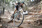 9th September 2017, Smithfield Forest, Cairns, Australia; UCI Mountain Bike World Championships; Stephane Tempier (FRA) riding for Bianci Countervail during the elite mens cross country race;