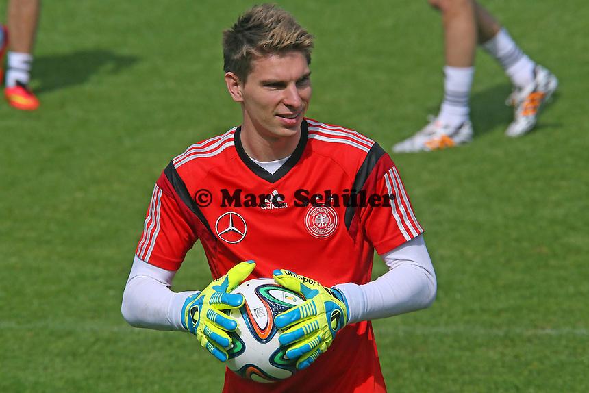 Ron-Robert Zieler - Training der Deutschen Nationalmannschaft  zur WM-Vorbereitung in St. Martin