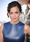 Alice Braga at The TriStar Pictures' World Premiere of Elysium held at The Regency Village Theatre in Westwood, California on August 07,2013                                                                   Copyright 2013 Hollywood Press Agency