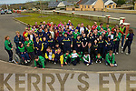 A large group of people attended the North Kerry Special Olympics at the Comprehensive School in Tarbert on Saturday..