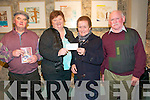 Presentation : A cheque for EUR1300.00 being presented to Sr. Consolata by Frances Kennedy, the proceeds of a concert held in St John.s  Listowel recently. The money goes to help Sr Eileen Watson in her work for flood relief in Pakistan. Sonnyy Egan, Frances Kennedy, Sr. Consolata & Patsy Kennedy..