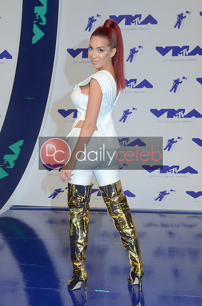 Farrah Abraham<br /> at the 2017 MTV Video Music Awards, The Forum, Inglewood, CA 08-27-17<br /> David Edwards/DailyCeleb.com 818-249-4998