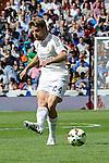 Real Madrid´s Asier Illarramendi during 2014-15 La Liga match between Real Madrid and Eibar at Santiago Bernabeu stadium in Madrid, Spain. April 11, 2015. (ALTERPHOTOS/Luis Fernandez)