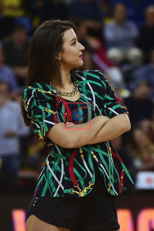 Turkish Airlines Euroleague 2016/2017.<br /> Regular Season - Round 28.<br /> FC Barcelona Lassa vs Crvena Zvezda MTS Belgrade: 67-54.<br /> Dream Cheers.