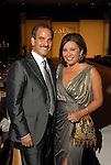 Rudy and Debbie Festari at the Una Notte in Italia dinner and fashion show at the InterContinental Hotel Friday Nov. 07, 2008. (Dave Rossman/For the Chronicle)
