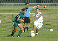 Girls Soccer vs Pendleton Heights 8-25-09