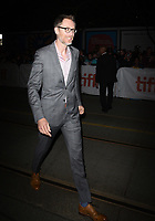 "TORONTO, ONTARIO - SEPTEMBER 08: Stephen Merchant attends the ""Jojo Rabbit"" premiere during the 2019 Toronto International Film Festival at Princess of Wales Theatre on September 08, 2019 in Toronto, Canada. <br /> CAP/MPIIS<br /> ©MPIIS/Capital Pictures"