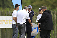 Jason Wilson convenor during the final of the AIG Jimmy Bruen Ulster Final at Dungannon Golf Club, Dungannon, Tyrone, Ireland. 11/08/2017<br /> Picture: Fran Caffrey / Golffile