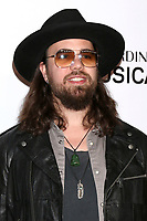 LOS ANGELES - FEB 8:  Joe Hottinger, Halestorm at the MusiCares Person of the Year Gala at the LA Convention Center on February 8, 2019 in Los Angeles, CA