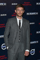 Harry Treadaway arriving for the photocall for Penny Dreadful, Renaissance Hotel, St Pancras, London. 12/05/2014 Picture by: Dave Norton / Featureflash