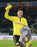 FUSSBALL   1. BUNDESLIGA   SAISON 2012/2013    18. SPIELTAG SV Werder Bremen - Borussia Dortmund                   19.01.2013 Nuri Sahin (Borussia Dortmund)