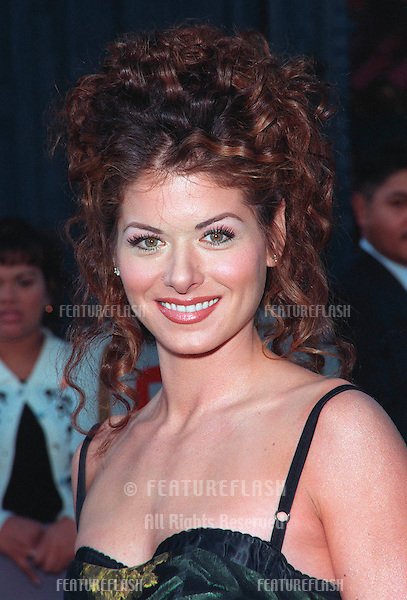 "01FEB99:  ""Will & Grace"" star DEBRA MESSING at the 1st Annual TV Guide Awards in Los Angeles. .© Paul Smith / Featureflash"