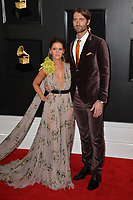 LOS ANGELES, CA - FEBRUARY 10: Ryan Hurd, Maren Morris at the 61st Annual Grammy Awards at the Staples Center in Los Angeles, California on February 10, 2019. Credit: Faye Sadou/MediaPunch
