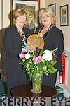 GOLD: The Gold Supreme Award 2008 for Accomadation and Bed & Brakfast was presented to Eleanor Collins on Friday in the Tralee Town House, High Street, Tralee by Director Angela Kennedy. ..
